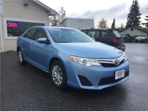 2012 Toyota Camry for sale in Fairbanks, AK