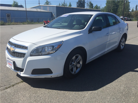 2013 Chevrolet Malibu for sale in Fairbanks, AK