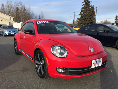 2012 Volkswagen Beetle for sale in Fairbanks, AK