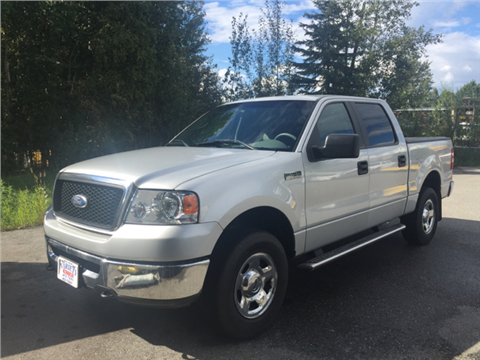 2007 Ford F-150 for sale in Fairbanks, AK