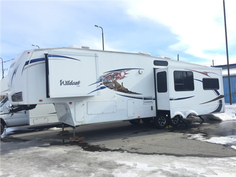 2011 Forest River Wildcat for sale in Fairbanks, AK