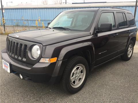 2017 Jeep Patriot for sale in Fairbanks, AK