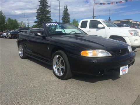 1997 Ford Mustang SVT Cobra for sale in Fairbanks, AK