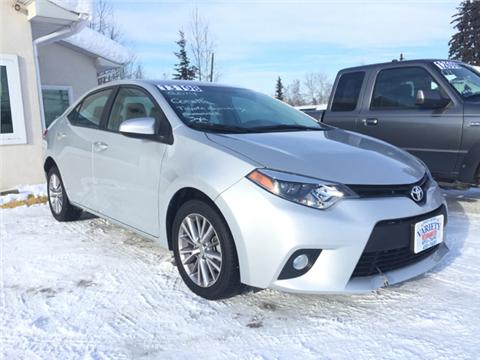 2014 Toyota Corolla for sale in Fairbanks, AK