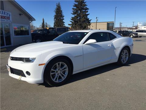 2015 Chevrolet Camaro for sale in Fairbanks, AK