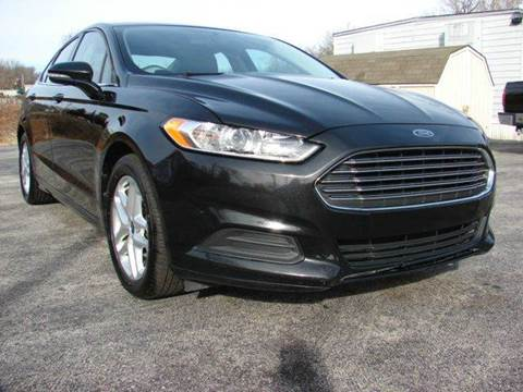 2013 Ford Fusion for sale in Kansas City, MO