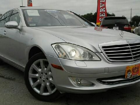 2007 Mercedes-Benz S-Class for sale in Austin, TX