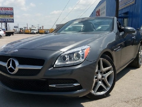 2013 Mercedes-Benz SLK for sale in Austin, TX