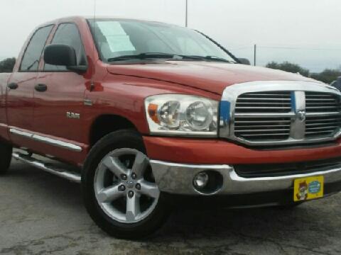 2008 Dodge Ram Pickup 1500 for sale in Austin, TX