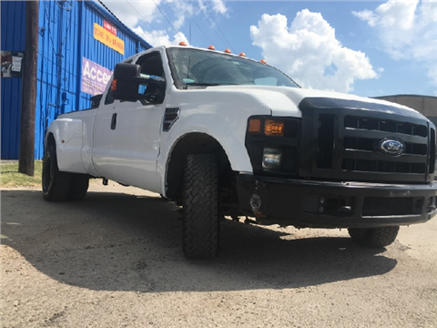 2008 Ford F-350 Super Duty