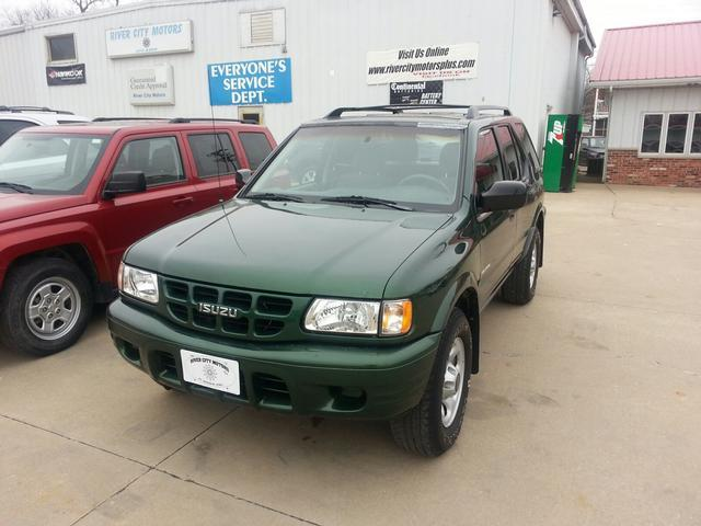 2001 Isuzu Rodeo for sale in Fort Madison IA