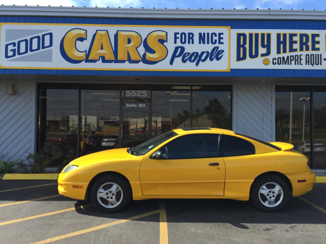 2003 pontiac sunfire 2dr coupe in omaha ne good cars 4 nice people. Black Bedroom Furniture Sets. Home Design Ideas