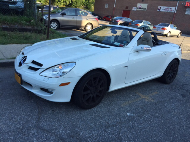 Convertibles for sale in new rochelle ny for Mercedes benz new rochelle ny