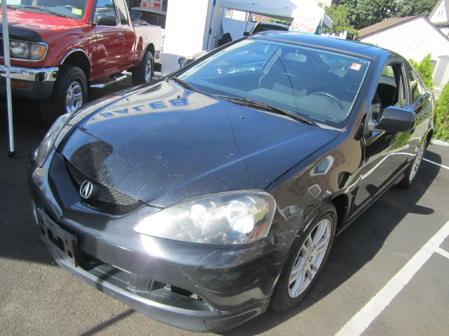2006 Acura RSX Coupe with 5-speed AT - New Rochelle NY