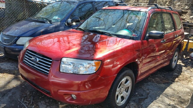 2006 subaru forester awd 2 5 x l l bean edition 4dr wagon in new rochelle ny white river auto. Black Bedroom Furniture Sets. Home Design Ideas