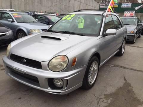 2002 Subaru Impreza for sale in New Rochelle, NY