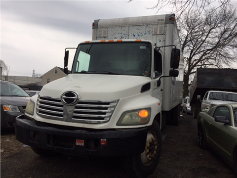 2007 Hino 268 for sale in New Rochelle, NY