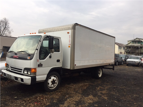 2004 GMC W4500 for sale in New Rochelle, NY