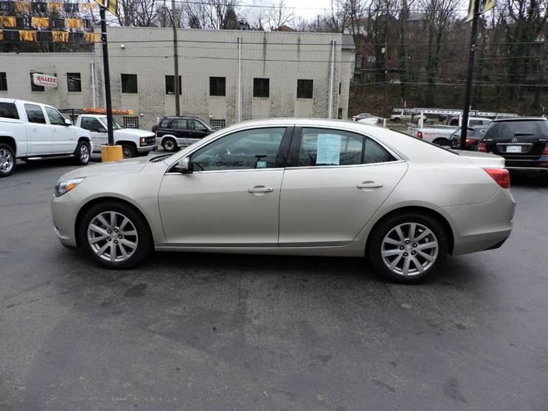 2015 chevrolet malibu lt 4dr sedan w 2lt in pittsburgh pa. Black Bedroom Furniture Sets. Home Design Ideas