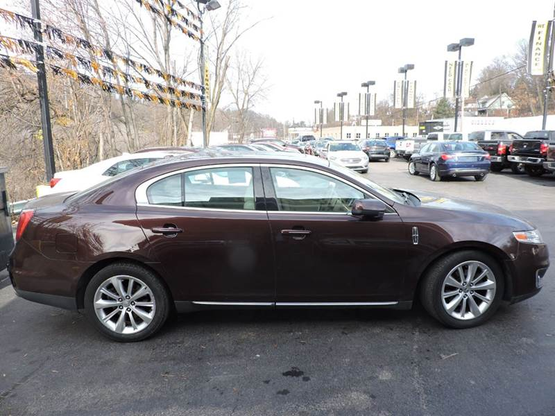 2009 lincoln mks base awd 4dr sedan in pittsburgh pa. Black Bedroom Furniture Sets. Home Design Ideas