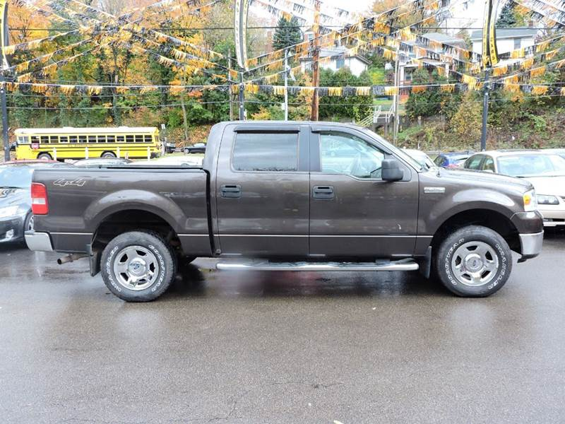 2006 ford f 150 fx4 4dr supercrew 4wd styleside 5 5 ft sb in pittsburgh pa pittsburgh auto depot. Black Bedroom Furniture Sets. Home Design Ideas