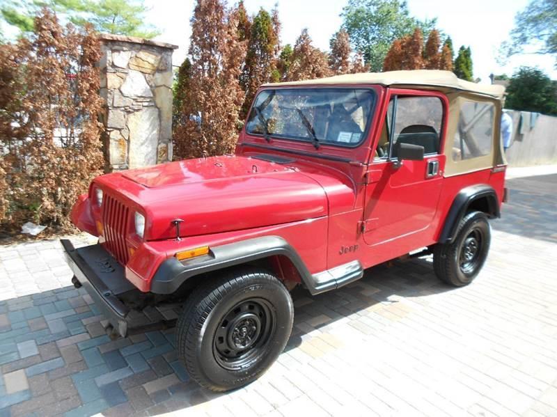 1988 jeep wrangler for sale in farmingdale ny. Black Bedroom Furniture Sets. Home Design Ideas