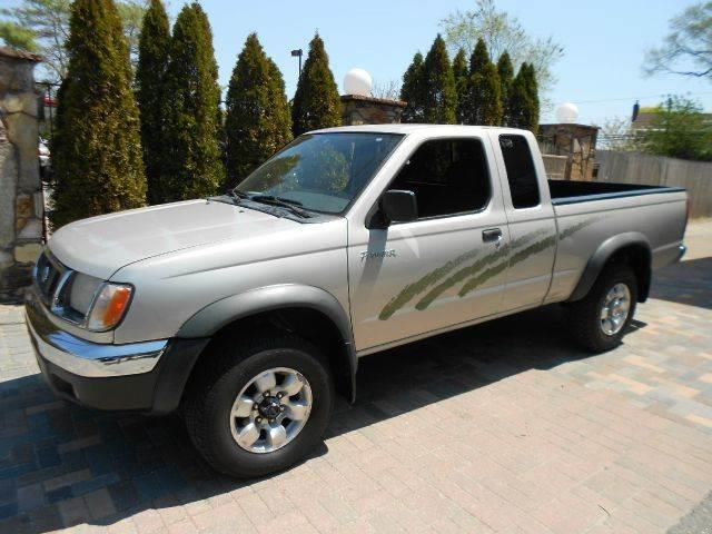 1999 nissan frontier for sale in connecticut. Black Bedroom Furniture Sets. Home Design Ideas