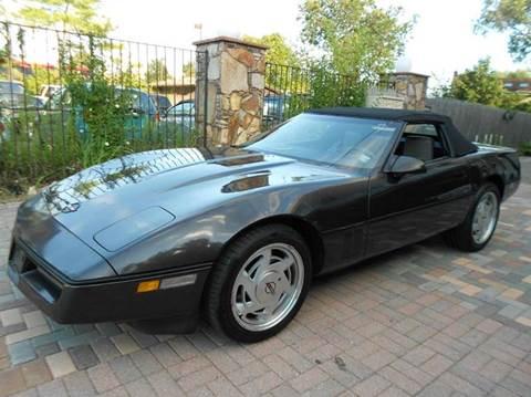 1988 Chevrolet Corvette for sale in Farmingdale, NY