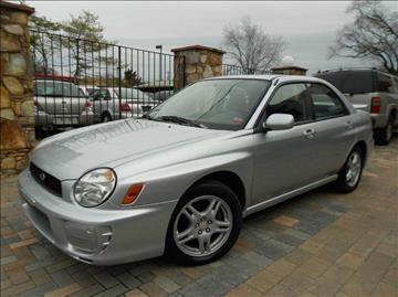 2003 Subaru Impreza for sale in Farmingdale, NY