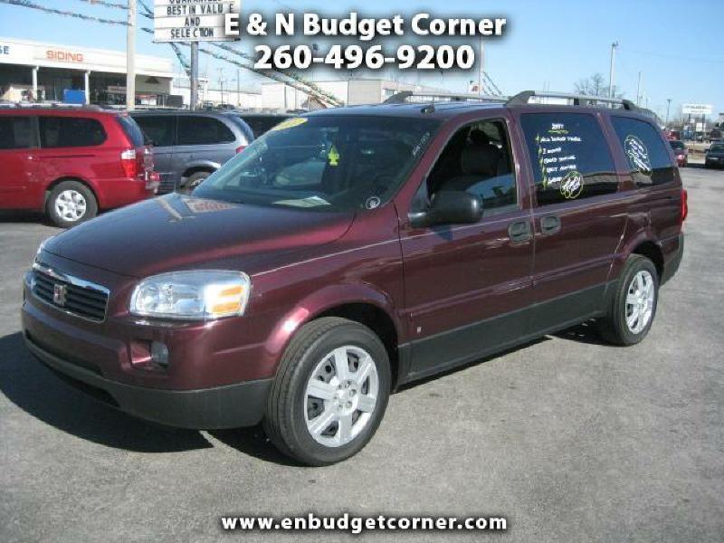 Buy Here Pay Here Fort Wayne In >> 2007 Saturn Relay 2 4dr Minivan In Fort Wayne IN - E & N Budget Corner