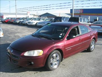 2001 Dodge Stratus for sale in Fort Wayne, IN