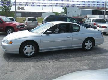 2001 Chevrolet Monte Carlo for sale in Fort Wayne, IN