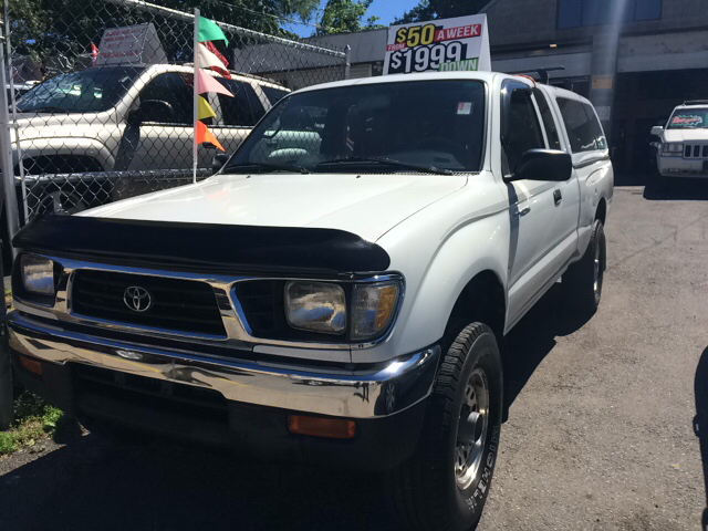 1996 toyota tacoma 2dr v6 4wd extended cab sb in yonkers ny deleon mich auto sales. Black Bedroom Furniture Sets. Home Design Ideas