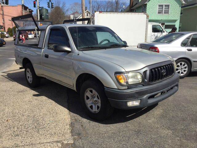 2001 toyota tacoma base 2dr regular cab 2wd sb in yonkers kerhonkson new rochelle deleon mich. Black Bedroom Furniture Sets. Home Design Ideas