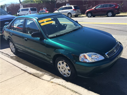 Honda civic for sale yonkers ny for Yonkers honda service center