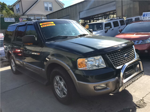 2003 Ford Expedition for sale in Yonkers, NY