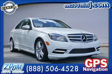 2011 Mercedes-Benz C-Class for sale in Parsippany, NJ