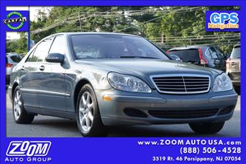 2006 Mercedes-Benz S-Class for sale in Parsippany, NJ