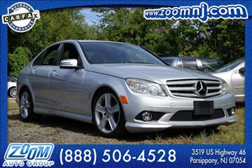 2010 Mercedes-Benz C-Class for sale in Parsippany, NJ
