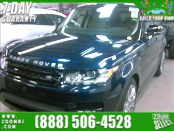 2014 Land Rover Range Rover Sport for sale in Parsippany, NJ