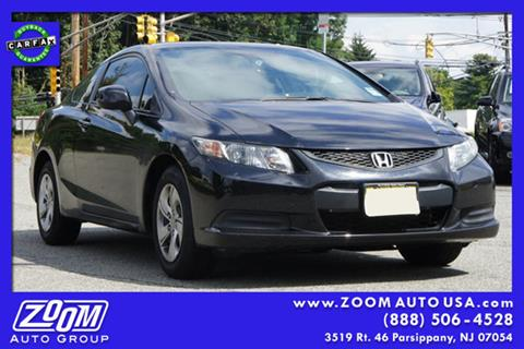 2013 Honda Civic for sale in Parsippany, NJ