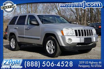 2007 Jeep Grand Cherokee for sale in Parsippany, NJ