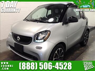 2016 Smart fortwo for sale in Parsippany, NJ