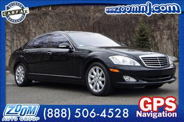 2007 Mercedes-Benz S-Class for sale in Parsippany, NJ