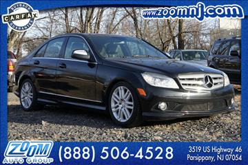 2009 Mercedes-Benz C-Class for sale in Parsippany, NJ