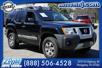 2010 Nissan Xterra for sale in Parsippany, NJ