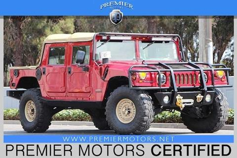 2000 AM General Hummer for sale in Hayward, CA