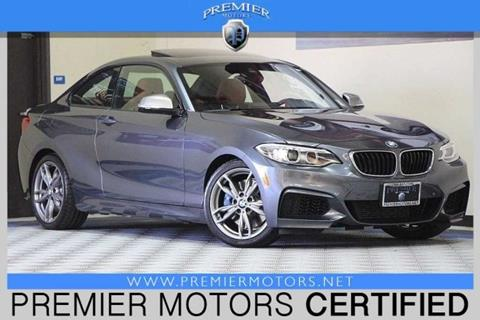 2015 BMW 2 Series for sale in Hayward, CA