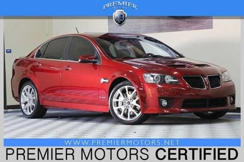 Pontiac g8 for sale in hayward ca carsforsale 2009 pontiac g8 for sale in hayward ca sciox Image collections