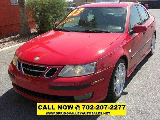 Used Cars in Las Vegas 2003 Saab 9-3